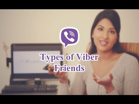 types of viber friends in sinhala