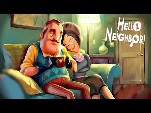 La Teoría que lo EXPLICARÍA TODO - Hello Neighbor (JUEGO COMPLETO)