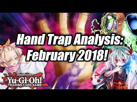Yu-Gi-Oh! Hand Trap Analysis: February 2018!