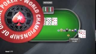 World Championship of Online Poker 2015 (WCOOP) - Event 03   PokerStars