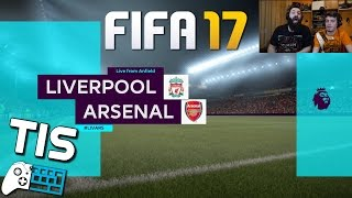 Liverpool - Arsenal | 4/3/2017 - FIFA 17