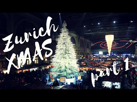 Zurich Christmas Market (part 1)