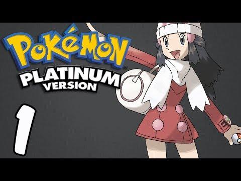 Pokemon Platinum (Blind) -1- A NEW ADVENTURE BEGINS!