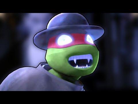 Teenage Mutant Ninja Turtles Legends - Part 118 - Horror Montage