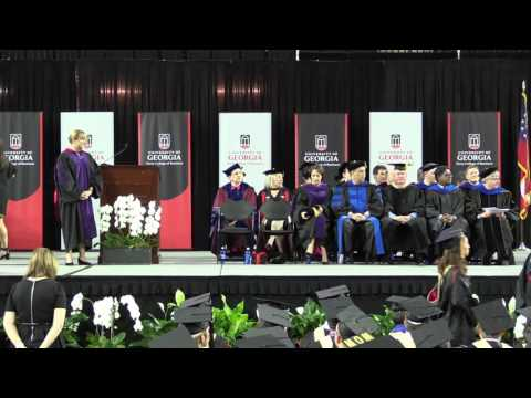2017 Convocation - Doctor of Philosophy