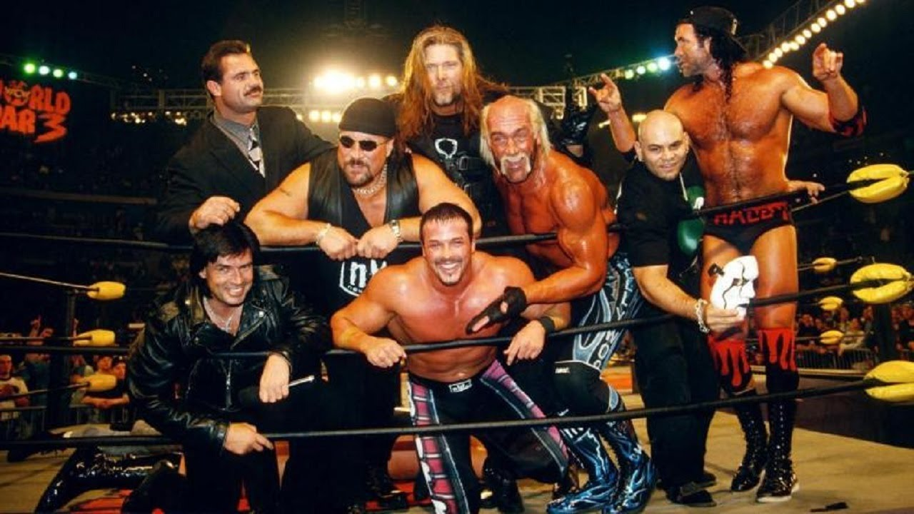 Download The Night Scott Hall Won WCW World War 3!