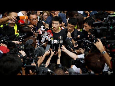 انضمام ناشط سياسي مفرج عنه للدعوة لاستقالة الرئيسة التنفيذية لهونغ كونغ…  - نشر قبل 37 دقيقة