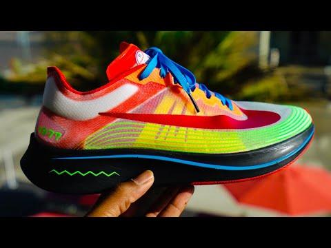 """UNBOXING: Nike Zoom Fly SP """"Doernbecher"""