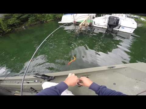 Reel Expectations Youth Fishing Retreat Lake George New York June 17-20, 2015