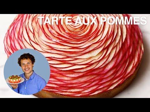 La Tarte Aux Pommes Façon Cédric Grolet!