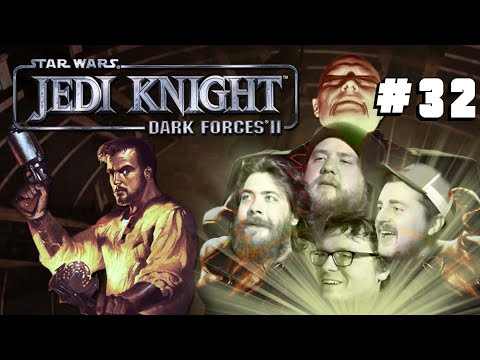 Mr Rib - Star Wars Jedi Knight: Dark Forces II - Part 32  