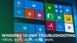 [Tutorial] Fix Windows 10 Apps from Not Starting