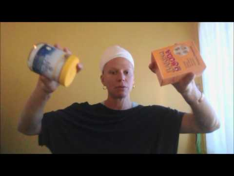 Baking Soda and Sea Salt Aura Cleaning Bath