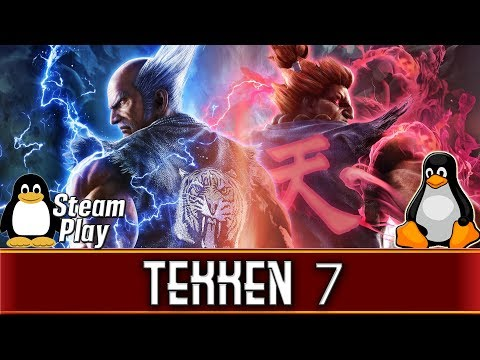 Tekken 7 | Linux Gaming | Ubuntu 18 04 | Steam Play