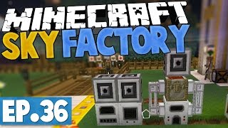 Minecraft Sky Factory 2.5 - NIK GOES TO INDIA AND DRINKS WHAT!!!?!?!? #36 [Modded Skyblock]