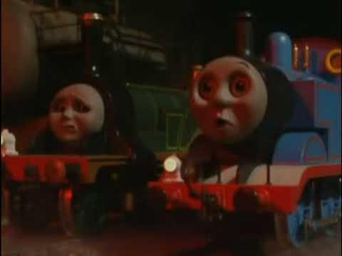 꼬마기관차 토마스와 친구들 - 유령 기관차