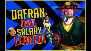Dafran leaks what owl salary offer he got