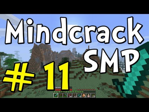 "Mindcrack SMP E11 ""Sad and Lonely Mountain"" (Multiplayer Survival Server)"