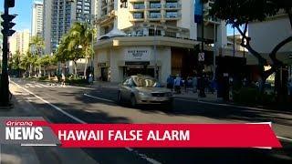 Hawaii panics over