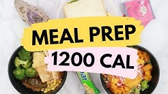 EASY & AFFORDABLE MEAL PREP (Philippines) | 1200 Calories | Tips for EFFECTIVE DIET PLAN