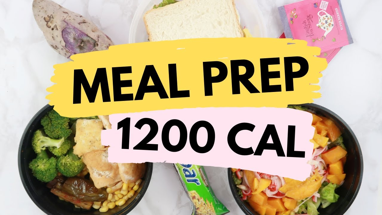 <div>EASY & AFFORDABLE MEAL PREP (Philippines) | 1200 Calories | Tips for EFFECTIVE DIET PLAN</div>