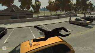 GTA 4 EFLC - Funny Moments (PC)