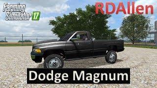 Dodge RAM Magnum - Farming Simulator 17 Mod Review