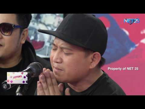 NEY DIMACULANGAN NET25 LETTERS AND MUSIC Guesting - EAGLE ROCK AND RHYTHM