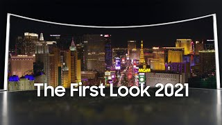 Greatness never ends: The First Look 2021 | Samsung
