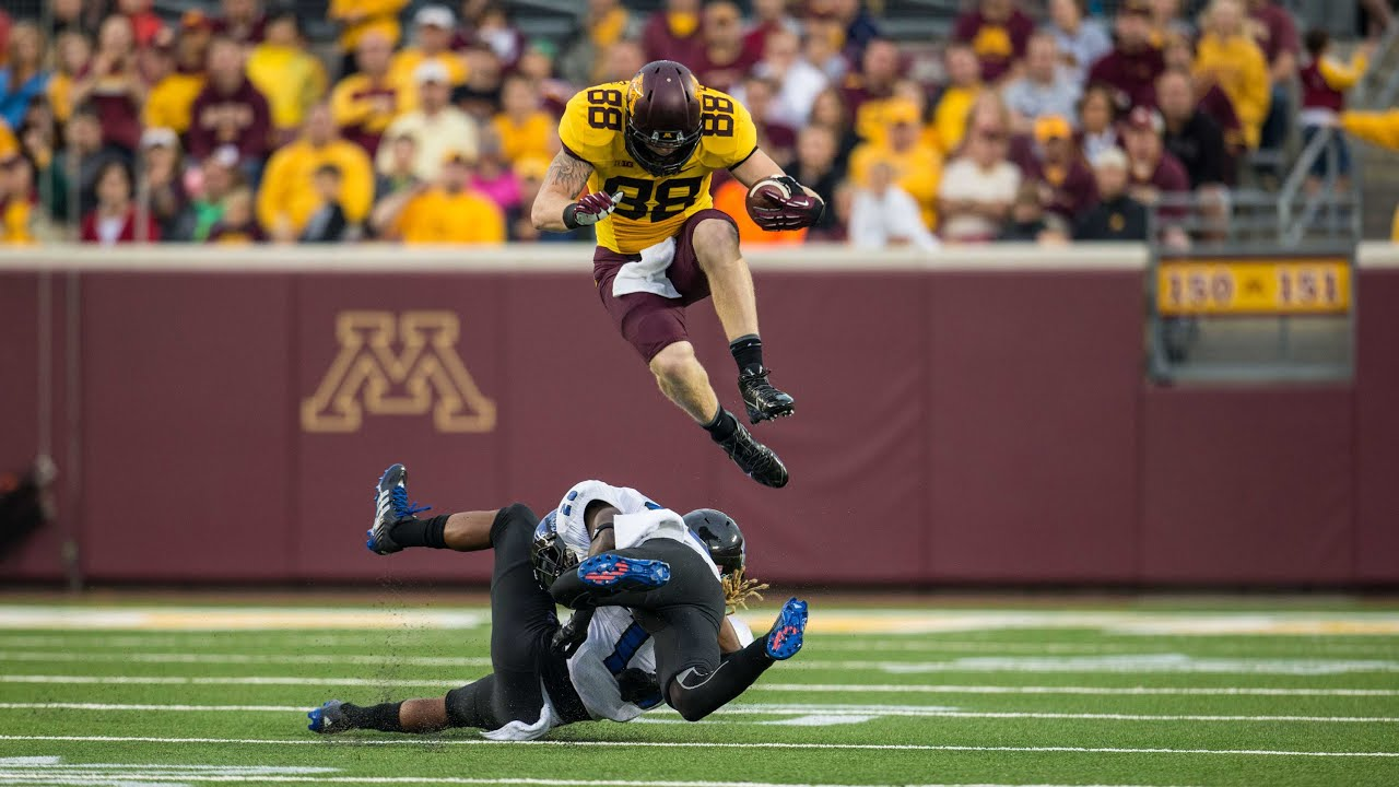 Gopher Sports Football 112