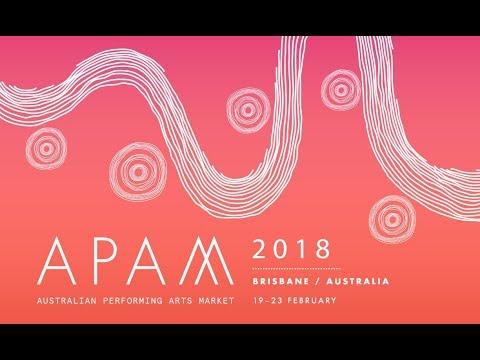 Mobility Funding Programme | Australia Performing Arts Market (APAM) 2018