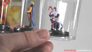 DC Heroclix The Flash Unboxing