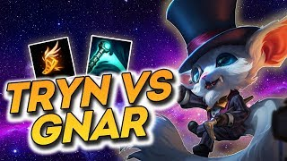 Tryn vs Gnar In Depth Guide - Tryn Only to High Elo #15
