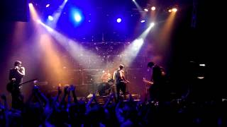 Alesana – Oh, How The Mighty Have Fallen - Live @ Moscow 03.09.2015