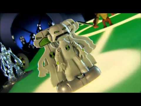 Ben 10 Alien Force Echo Echo Voice Changer - YouTube