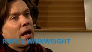 Rufus Wainwright | RFB Real Talk
