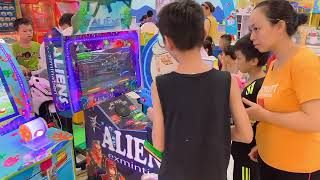 Nam Pretend Play with Vending Machine Toys for Kids and Children Playhouse!!!