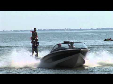 Dallas Metroplex Water Ski Club Show