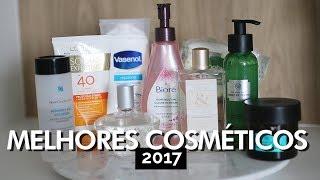Melhores cosméticos de 2017 | Lia Camargo