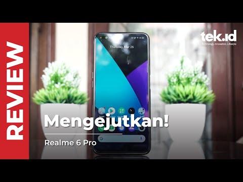 No NFC, Game Crash, Overheat, Ads - Review Realme 6 Pro Di Indonesia