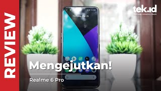No NFC, Game Crash, Overheat, Ads - Review Realme 6 Pro di Indonesia