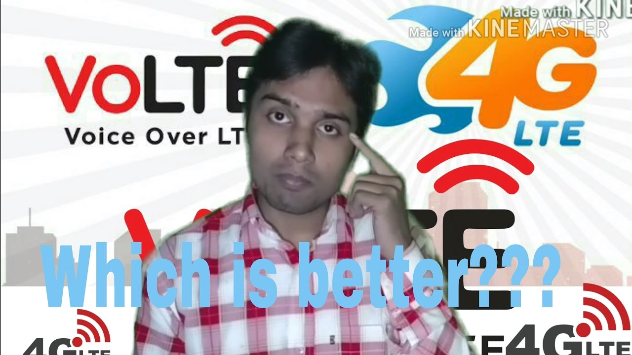 4g lte volte which is better n whyin hindi youtube baditri Gallery