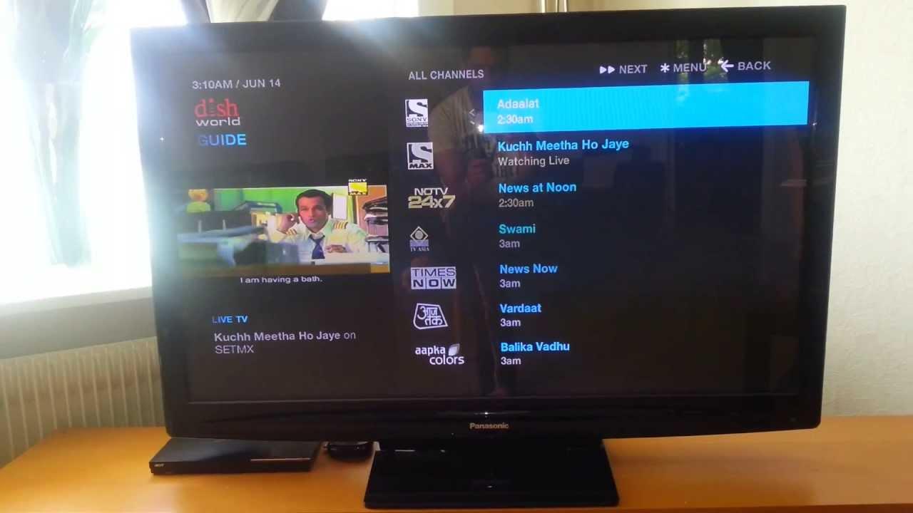 Roku 3 with dish network USA