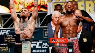 Floyd Mayweather vs Conor McGregor Purse History #LDBC