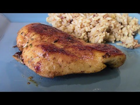 Seasoned Chicken / Blackstone Griddle