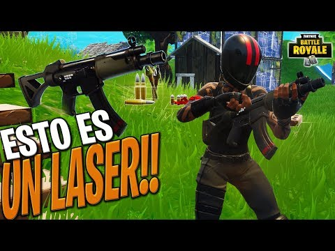 19 Kills con el *NUEVO* SUBFUSIL!!! Fortnite Battle Royale - Suso 96