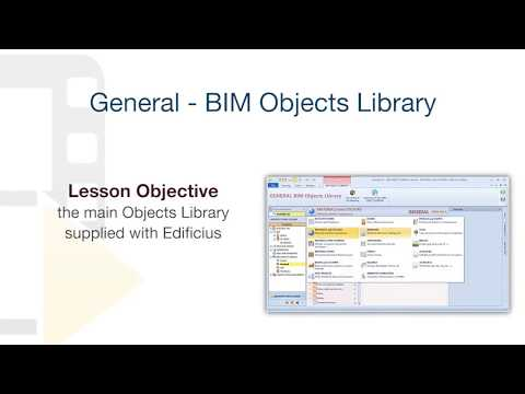 The BIM Object Library explained - BibLus