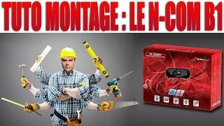 Tuto : installer un Bluetooth N-Com B1 - Centrale-du-casque.com