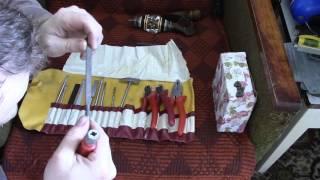 купил набор инструментов советских на базаре(Очередные покупки на блошином рынке., 2016-03-13T16:53:00.000Z)