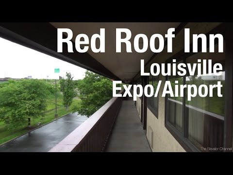 Hotel Review   Red Roof Inn Louisville Expo Airport   YouTube